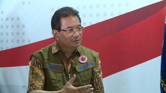 Ketua Tim Pakar Satgas Penanganan Corona, Prof Wiku Bakti Adisasmito