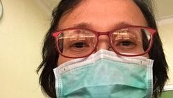 Wanita Ini Cerita Beratnya Perjuangan Lawan Corona hingga Sembuh