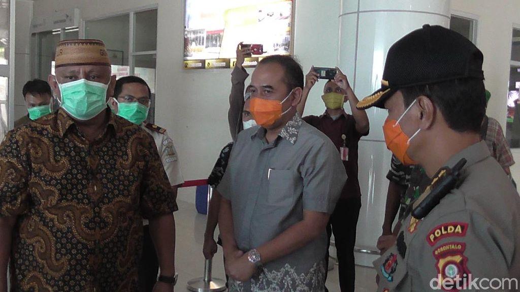 Meski Belum Ada Kasus Corona, Gorontalo Berencana Usul Lockdown ke Pusat