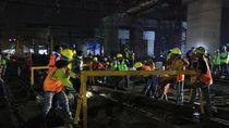 Cegah Penyebaran Corona, Kemenhub Batasi Pengerjaan Proyek Kereta Api