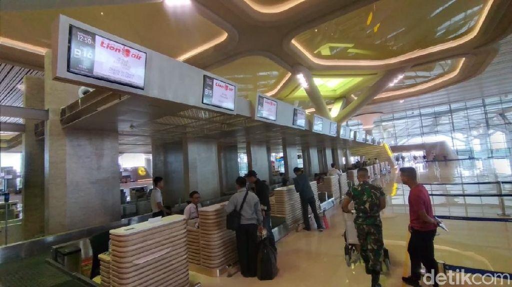 Gara-gara Corona, 53 Penerbangan di Bandara Kulon Progo Dibatalkan