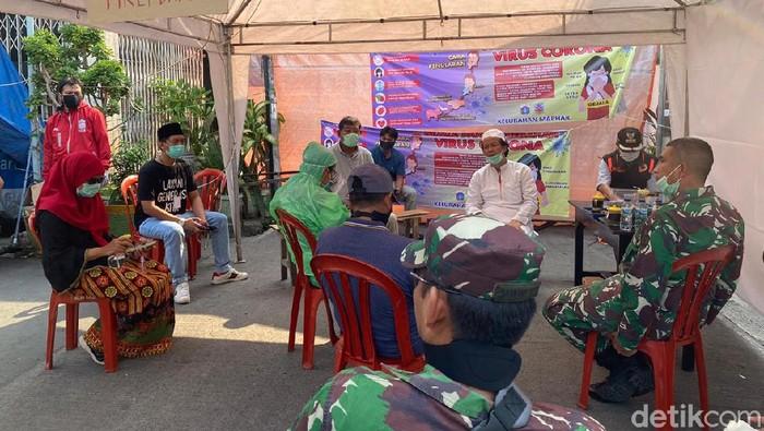 Sekitar 150 jemaah berstatus ODP Corona diisolasi di masjid di Jakbar (Dok. DMI)