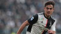 Juventus Potong Gaji Pemain, Dybala Bilang Begini