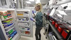 Laboratorium yang berbasis di AS telah menciptakan sebuah alat tes portabel yang bisa menunjukkan apakah seseorang terinfeksi virus corona dalam waktu 5 menit.