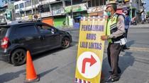Halau Corona, 12 Titik Ruas Jalan di Medan Ditutup
