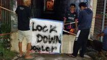 Seorang Warga Dimakamkan Petugas ber-APD, Dusun di Bantul Ini Lockdown