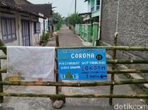 Tak Cuma Sleman, Dusun di Klaten Ini Juga Tutup Akses Demi Tangkal Corona