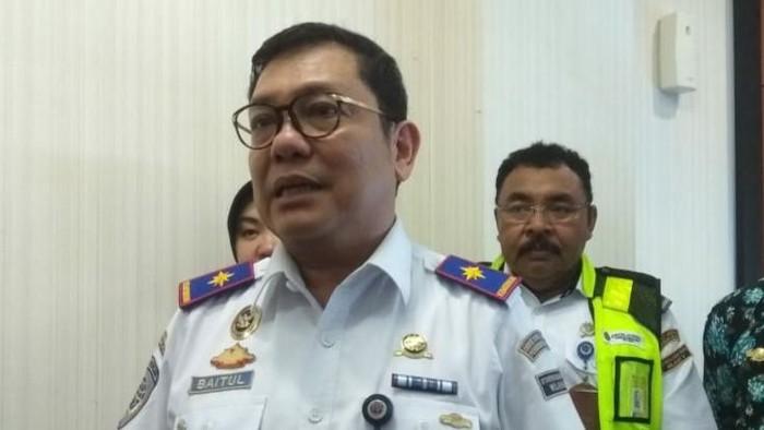 Kepala Kantor wilayah Otoritas Bandara (Kaotban) Wilayah V Makassar, Sulawesi Selatan (Sulsel), Baitul Ikhwan (dok. Istimewa)