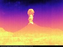 Gunung Merapi Erupsi Lagi Malam Ini
