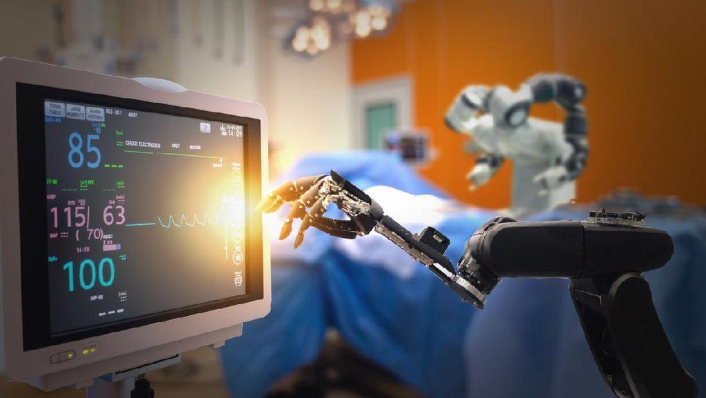 Rumah Sakit di Irlandia Gunakan Robot untuk Meringankan Tugas Perawat