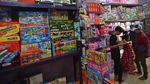 Penjualan Mainan di Pasar Gembrong Terdampak Pandemi Corona