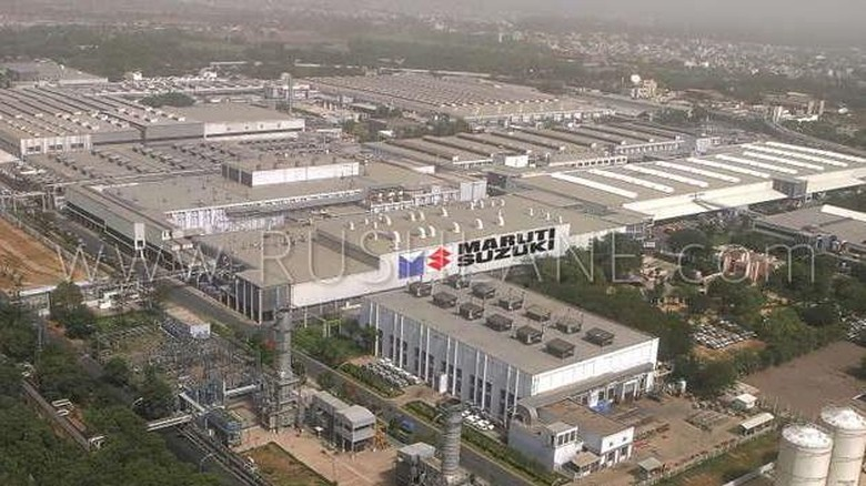 Pabrik Suzuki di India