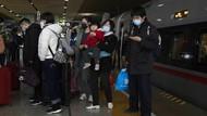Kasus Corona Menurun, Wuhan Kembali Buka Layanan Kereta