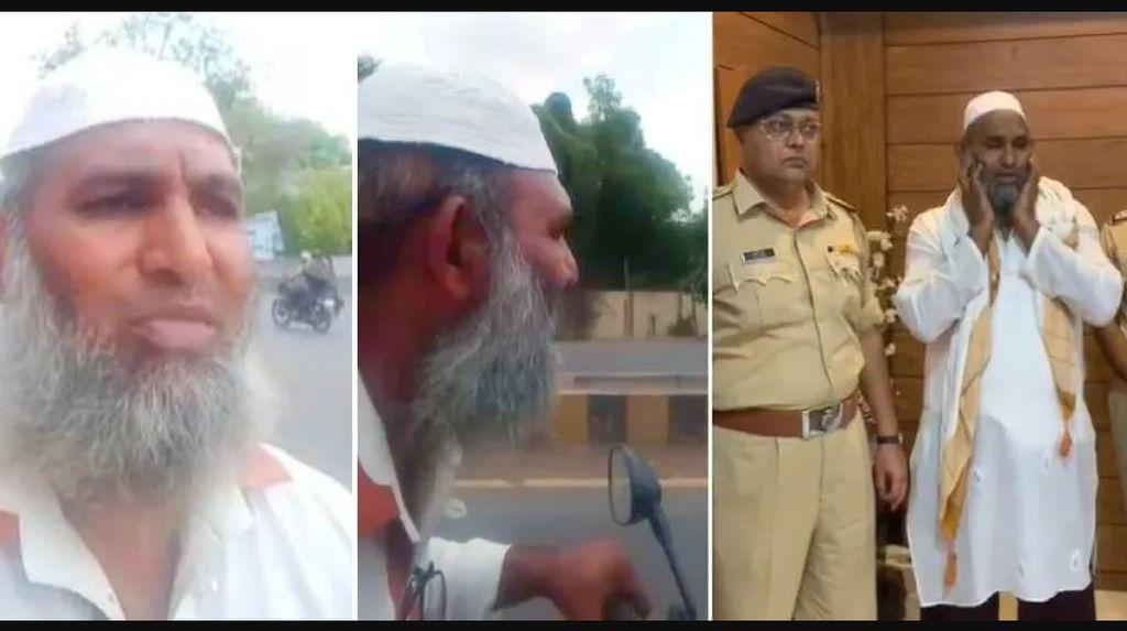 Ngegas Nikmati Suasana Lockdown, Bikers Ini Diciduk Polisi India