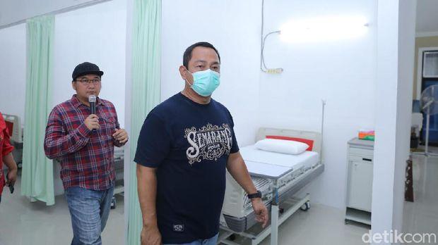 Rumdin Walkot-Diklat Semarang Dibuka untuk Isolasi Pasien Corona Besok