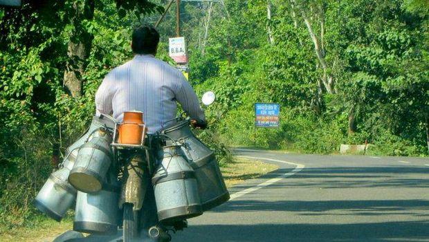 5 Kasus Polisi India yang Pukul Orang Beli Makanan Saat Lockdown