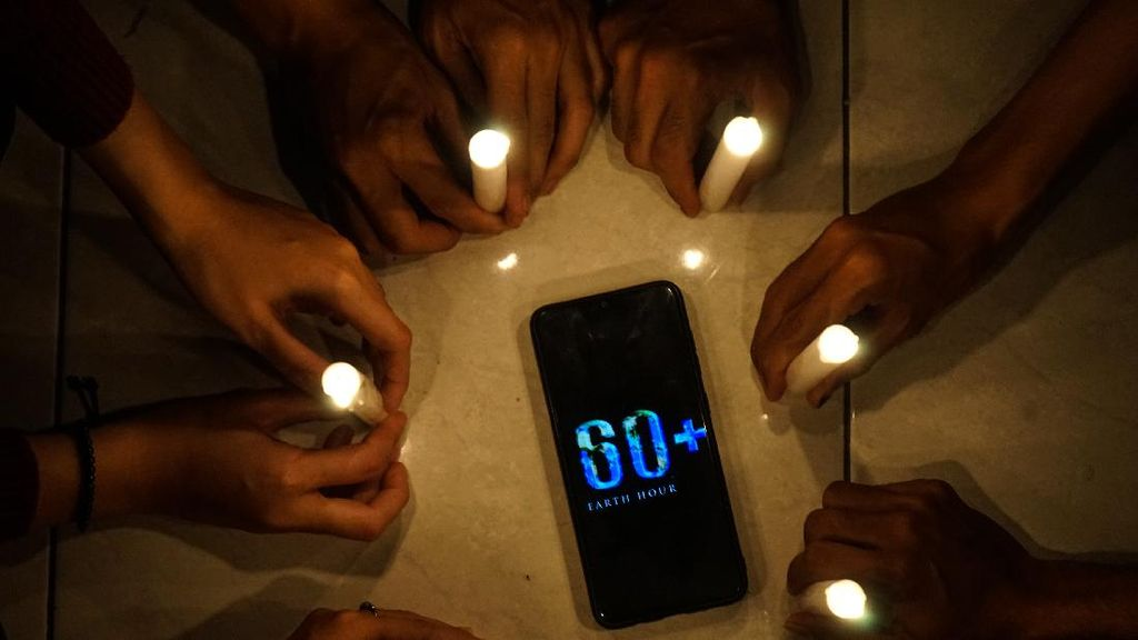 2 Hari Lagi Switch Off Earth Hour 2021, Ayo Matikan Listrikmu!