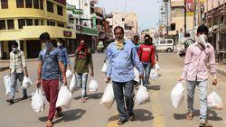 5 Kasus Polisi India yang Pukuli Orang Beli Makanan Saat Lockdown