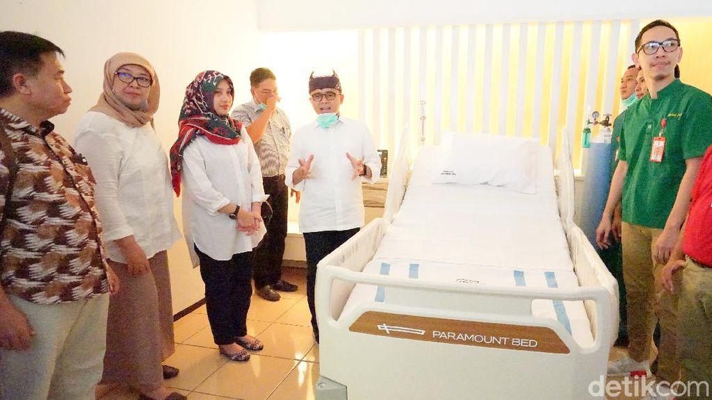 Rumah Dinas Bupati Anas Dijadikan Ruang Isolasi Darurat ODP-PDP Corona
