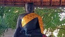 Wujud Patung Joko Dolog yang Terkenal di Surabaya