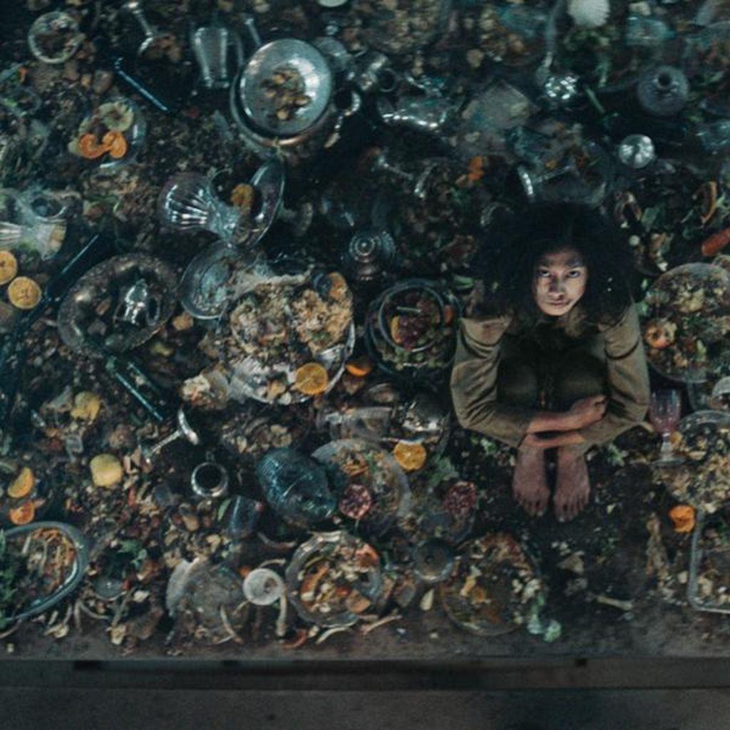 Sentil Isu Sosial dan Ekonomi, The Platform Bukan Film Politik