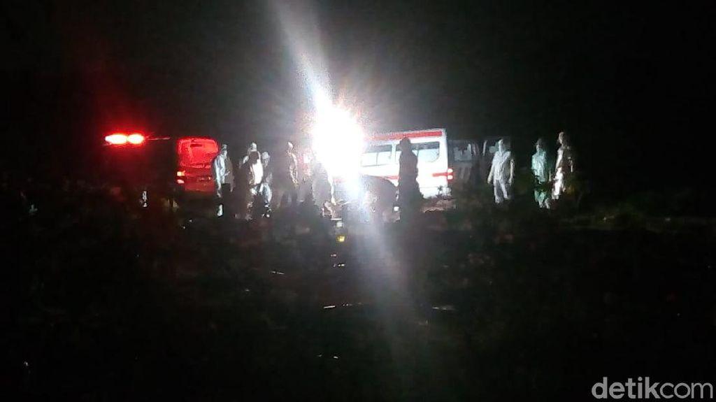 2 PDP Corona di Sidoarjo yang Meninggal Dimakamkan dalam Satu Liang