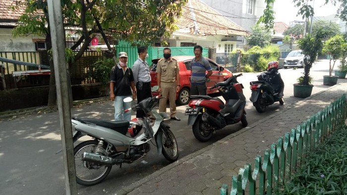 Polisi cek info pemalakan di Cideng