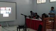 Dilegalkan MA, Sidang Online Digelar di Lapas Palopo untuk Cegah Corona