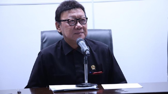 Kementerian PANRB dan BKN membahas PNS