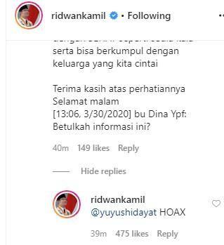 Hoax sejumlah jalan bandung ditutup