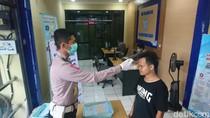 Imbas Corona, Polres Cilegon Tiadakan Tilang Jika SIM Pengendara Mati