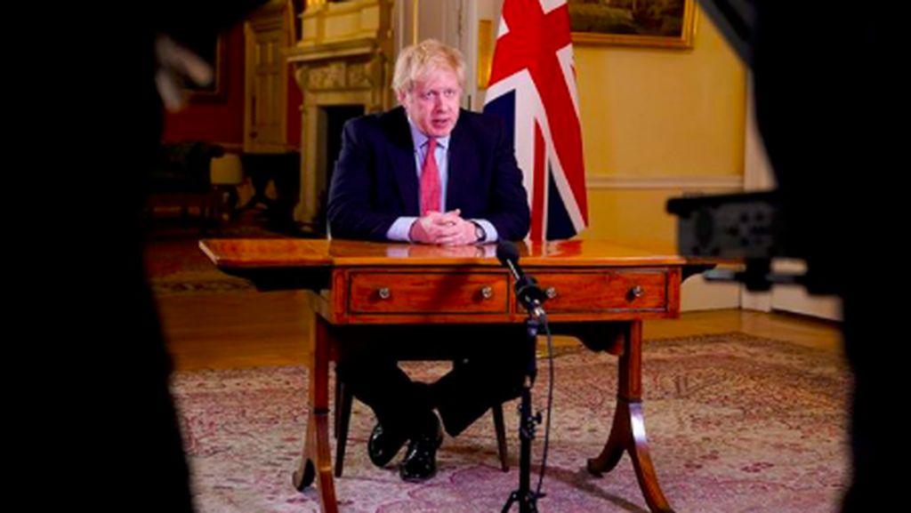 Pemimpin Dunia Doakan Kesembuhan PM Inggris yang Dirawat di ICU karena Corona