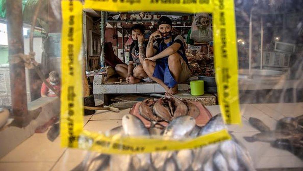 Cara Unik Pasar Tradisional di Filipina untuk Halau Corona