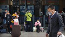 China Akan Mulai Laporkan Kasus Virus Corona Tanpa Gejala
