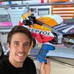 Juara Race Virtual MotoGP, Alex Marquez: Fantastis!