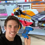 Debut MotoGP Langsung Juara, Alex Marquez Ternyata Dibantu Orang Indonesia