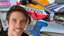Alex Marquez Langsung Juara pada Debut MotoGP