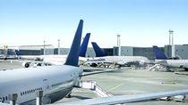 Saat Bandara-bandara Tersibuk Dunia Jadi Tempat Parkir Pesawat