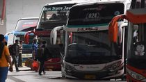 Kemenhub Tunda Rencana DKI Setop Operasi Bus Jurusan Jakarta