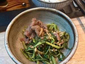 Formosan Kitchen : Sedap! Racikan Omurice dan Kangkung Hotwok Khas Taiwan