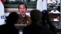 Momen Jokowi Pimpin Ratas Mudik di Tengah Pandemi Corona