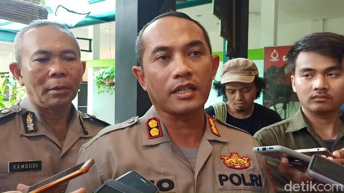 Kapolres Kediri Kota AKBP Miko Indrayana