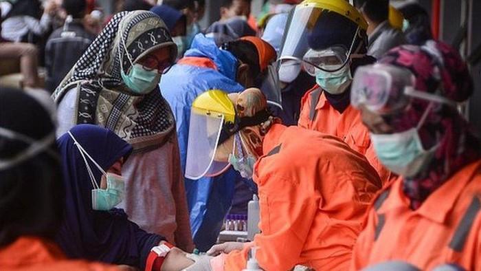 Virus corona: Peta dan infografis terkait pasien terinfeksi, meninggal dan sembuh di Indonesia dan dunia