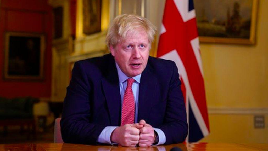 PM Inggris Mendadak Dilarikan ke Rumah Sakit