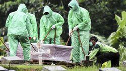Ada Korban Corona Ditolak di TPU, Wagub Sulsel Tegaskan Pemakaman Standar WHO