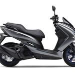 Yamaha Perkenalkan Maxi Skuter 155 cc Baru, Punya Dek Rata