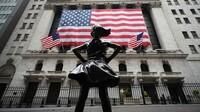 Kasus Pembekuan Darah Imbas Vaksinasi di AS Bikin Wall Street Ngerem