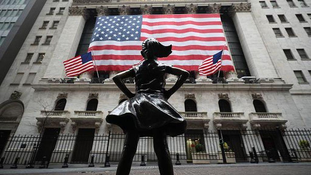 Tunggu Stimulus Pemerintah, Bursa AS Dibuka Landai