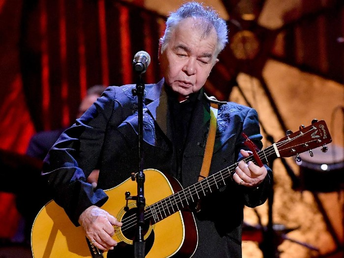 NASHVILLE, TN - SEPTEMBER 12:  John Prine performs onstage during the 2018 Americana Music Honors and Awards at Ryman Auditorium on September 12, 2018 in Nashville, Tennessee.  (Photo by Jason Davis/Getty Images for Americana Music Association)