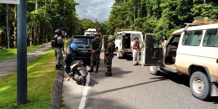 Rentetan tembakan terjadi di kawasan pusat administrasi PT Freeport Indonesia di Kuala Kencana Timika Papua. Dua orang WNA terluka.